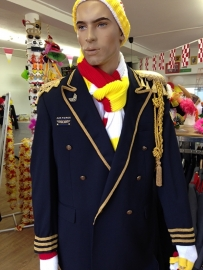 Oeteldonkse uniformjas goud