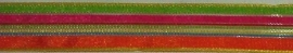 Band en Lint - Multicolor