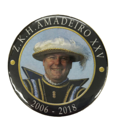 Jungskes Oeteldonk button Z.K.H. Amadeiro XXV 2006 - 2018