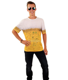 Carnaval bier t-shirt