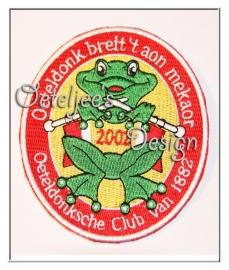 Embleem Oeteldonksche Club 2002