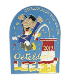 "Pin Oeteldonkse Club 2019 ""Oeteldonk Leeft"""