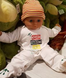 Oeteldonkse baby pyjama Méske / Jungske