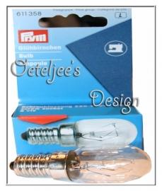 Naaimachinelampje Prym universeel met schroefdraad L