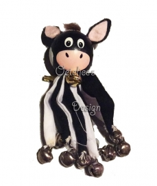 Broche koe