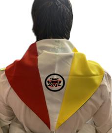 Oeteldonkse puntsjaal met logo