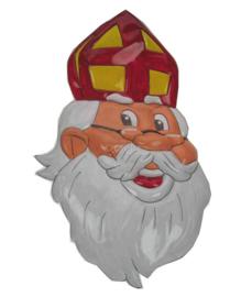 Wanddecoratie Sinterklaas