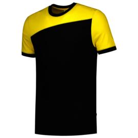 Tricorp T-shirt bicolor Naden 102006 met bedrukking