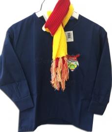 Oeteldonkse kinderkiel met sjaal, Oeteljee en OC logo 2018