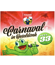 CD Carnaval in Oeteldonk deel 33