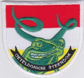 Oeteldonks embleem sterrenbeeld   Steenbok 22-12/19-01