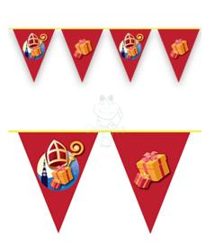 Vlaggenlijn Sinterklaas
