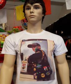 T shirt bedrukken met uw eigen foto