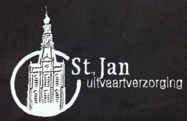 Borduren bedrijfskleding St. Jan Uitvaartverzorging