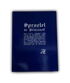"""Oeteldonksch sprookjesboek """"Sproetel, de Prinsenelf"""""""