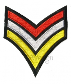 Oeteldonkse militaire strepen