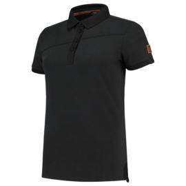 Tricorp Poloshirt Premium naden dames 204003 met bedrukking