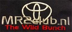 Borduren badge MR2Club