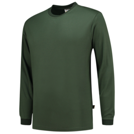 Tricorp T-shirt UV block cooldry 102005 lange mouw met bedrukking
