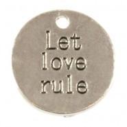 Bedel - Tekst Let love rule