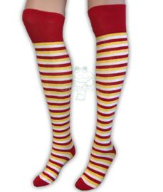 Oeteldonkse overknee sokken