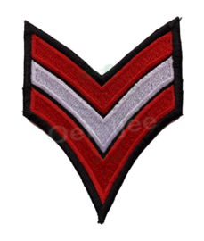Brabantse militaire strepen