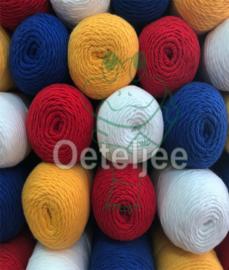 Haak / brei katoen Record diverse kleuren