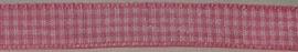 Band en Lint - Ruitje 10 mm diverse kleuren