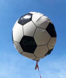 Folie ballon voetbal