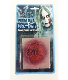 Litteken zombie halloween - 2