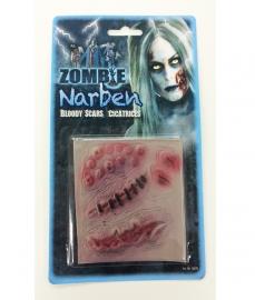 Litteken zombie halloween - 3