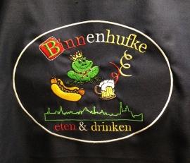 Borduren boerenkielen Binnenhof Eten en Drinken