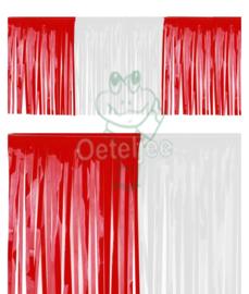 Brabant PVC slierten slingers (6 meter / 30 cm)