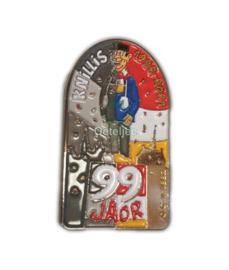 Pin Oeteldonksche Club Knillis 99 jaor
