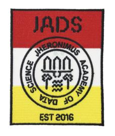 Borduren emblemen JADS