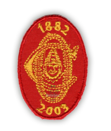 "Oeteldonksche Club embleem ""Herdenking 1882-2003"""