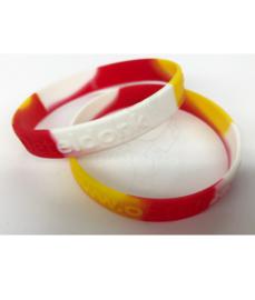 Oeteldonk silliconen armbandje I love Oeteldonk