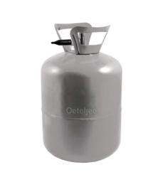 Helium tank voor vullen van +/- 30 ballonnen