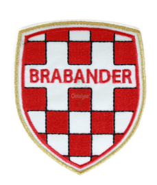 "Brabant embleem ""Brabander"""