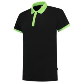 Tricorp Poloshirt bicolor slim fit 201002/PBF210 met bedrukking