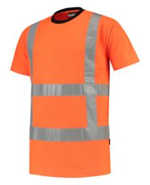 Tricorp High Visibility T-shirt 103001 met bedrukking