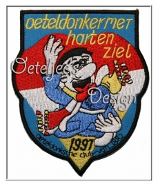 Embleem Oeteldonksche Club 1997