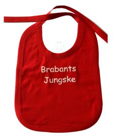 Brabants slabbetje met opdruk Brabants Jungske