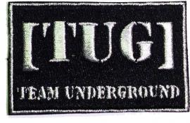 Geborduurde Airsoft emblemen Team Underground