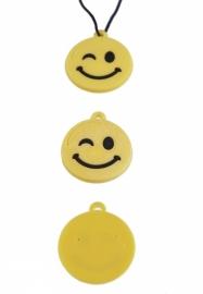 Hanger / bedel smiley felgeel