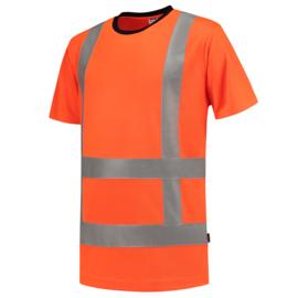 Tricorp T-shirt RWS Birdseye 103005 met bedrukking