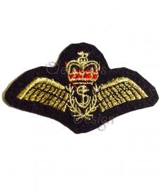 Geborduurd embleem militaire Wings