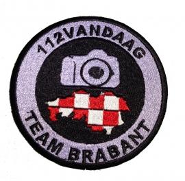 Geborduurde emblemen 112Vandaag.nl