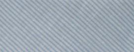Biasband blauwe streep 36 mm gevouwen en ongevouwen