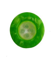 Knopen algemeen - Doorschijnend groen